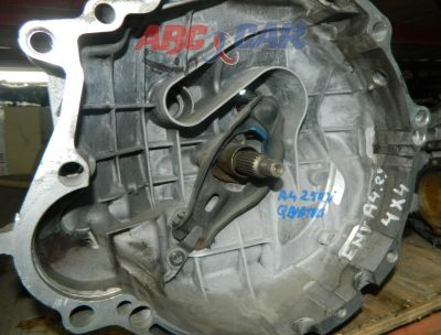 Cutie de viteze manuala Audi A4 B6 8E 2000-2005 2.5 TDI quattro 6 viteze ENV