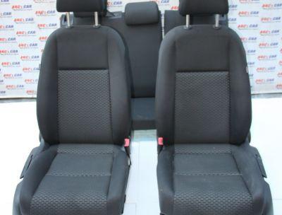 Interior textil negru VW Golf 6 2009-2013