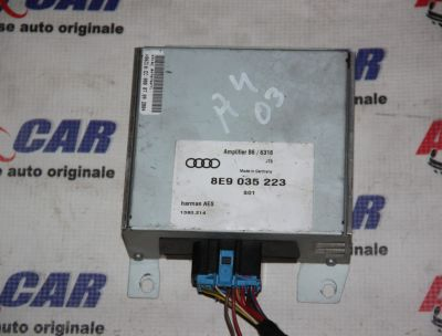 Amplificator radio Audi A4 B6 8E 2000-2005 8E9035223