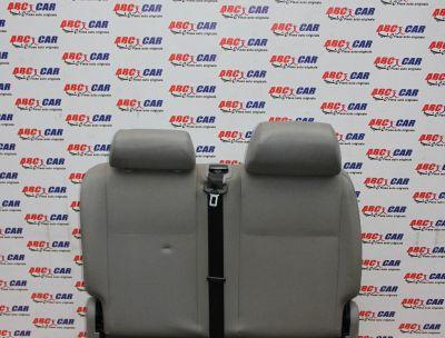 Bancheta spate VW Caddy (2K) 2004-2015 (randul 2)