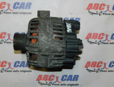 Alternator 14V 115Amp Smart Forfour 1 2004-2006 1.5 DCI A6391500250