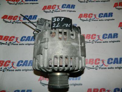 Alternator Peugeot 307 2001-2008 2.0 HDI 12V 9650358580