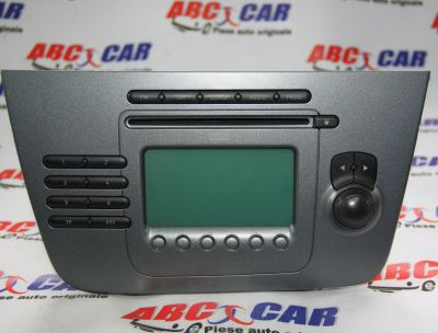CD Player Seat Toledo 3 (5P2) 2005-2009 5P2035186A