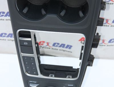 Consola centrala cu comenzi Audi A4 B9 8W2015-prezent 8W1864261B