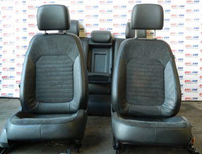 Interior  piele + alcantara VW Passat B7 variant 2010-2014