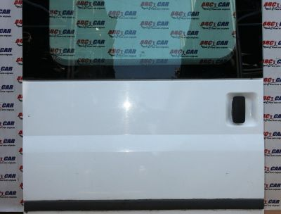 Usa culisanta dreapta cu geam Ford Transit model 2008