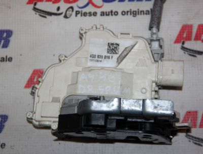 Broasca usa dreapta spate Audi A6 4G C7 2012-20184G0839016F
