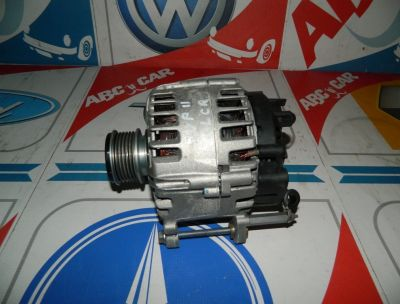 Alternator Audi A1 8X 2010-In prezent 1.6 TDI 03L903024M