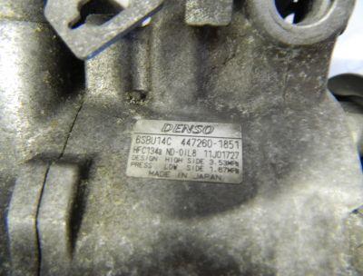 Compresor Clima BMW Seria 3 E90/E91 2.0 Diesel 4477260-1851