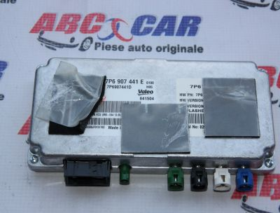 Modul camera VW Touareg (7P) 2010-In prezent 7P6907441E