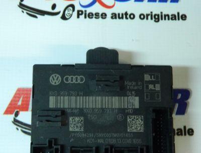 Modul usa stanga fata Audi A1 8X 2010-In prezent 8X0959793H