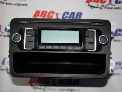 Radio CD RCD 210 VW Polo 6R 2008-2014 5M0035156C