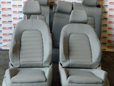 Interior din material gri VW Passat B7 variant 2010-2014