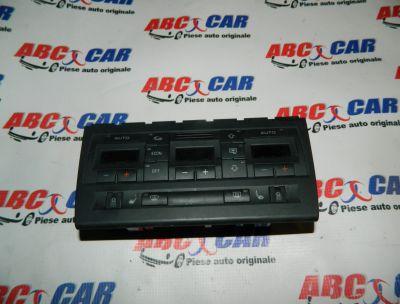 Panou comanda clima Audi A4 B6 8E 2000-2005 Cod: 8E0820043AD
