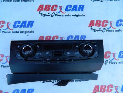 Panou comanda clima Audi A4 B8 8K 2008-2015 8T1820043AQ