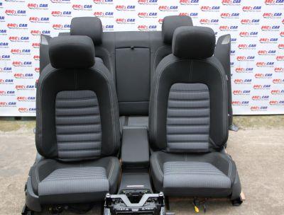Interior textil (ENG) VW Passat CC 2008-2016