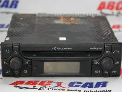 Radio CD Mercedes E-Class W210 1996-2003 A1708200386