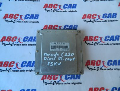 Calculator motor Mercedes C-Class W203 2001-2007 2.2 CDI A0001536579