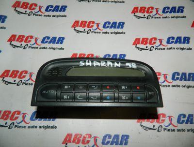 Panou comanda clima VW Sharan (7M8) 1995-2000 Cod: 7M0907040AJ