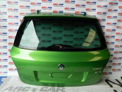 Haion Skoda Fabia 2 hatchback (5J) 2007-2014