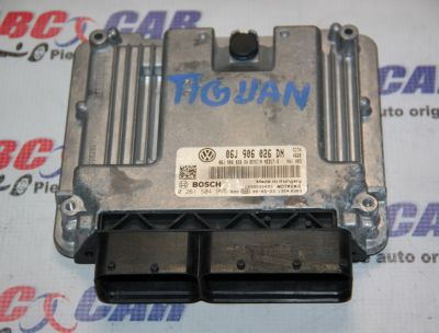 Calculator motor VW Tiguan 5N 2.0 TSI cod: 06J906026DN model 2011