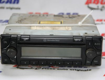 CD Player Mercedes ML-Class W163 1997-2005 A2088200085