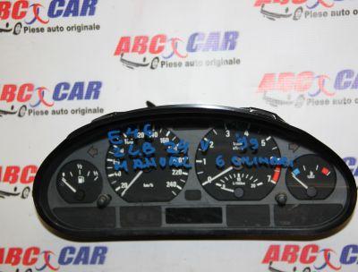 Ceasuri de bord BMW Seria 3 E46 1998-2005 2.0 benzina 6906888