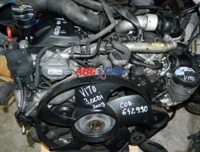 Rampa injectoare cu senzor presiune Mercedes Vito W638 1996-2003 3.0 CDI 0928400661