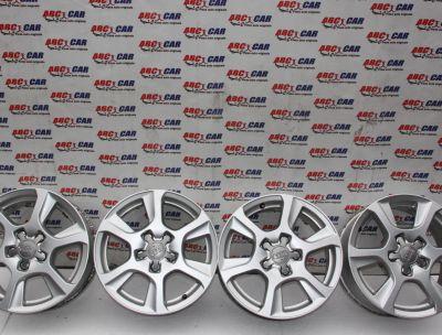 Set jante aliaj R16 Audi A4 B8 8K 7JX16H2, ET462008-2015 8K0601025M