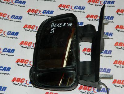 Oglinda stanga electrica Peugeot Boxer 2006-In prezent