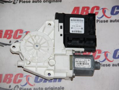 Motoras macara dreapta fata VW Golf Plus 2004-2012 5M1837402G, 1K0959792K