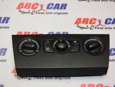 Panou comanda AC BMW Seria 3 E90/E91 2005-20126411 6960860-01