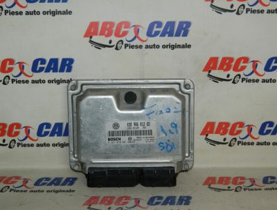 Calculator motor Skoda Fabia 1 6Y 2000-2007 1.9 SDI 038906012GD