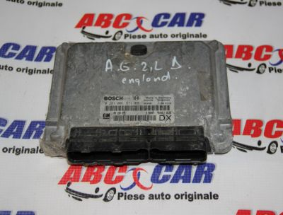 Calculator motor Opel Astra G 1999-2005 2.0 DTI 09180353DX