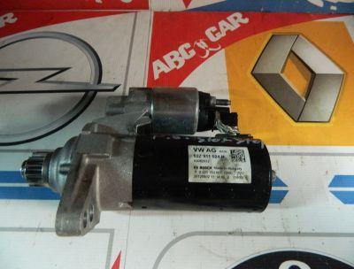 Electromotor VW Golf 6 2009-2013 1.6 TDI 02Z911024H