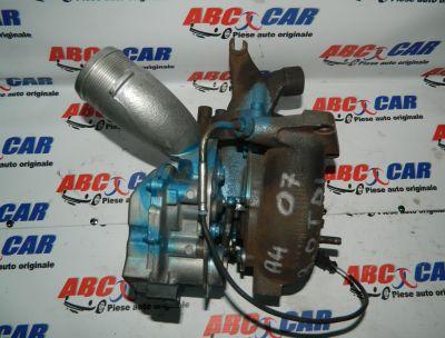Turbosuflanta Audi A4 B7 8E 2005-2008 3.0 TDI 2007 COD: 059145702S
