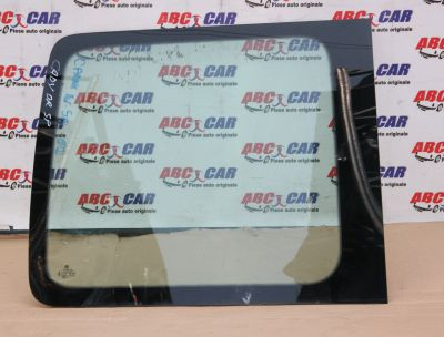 Geam caroserie dreapta spate VW Caddy 2004-2015