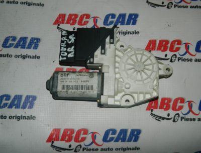 Motoras macara usa dreapta spate VW Touran 1 2003-2009 Cod: 1K0959704B