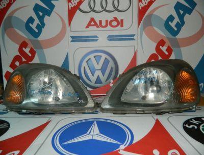 Far dreapta Toyota Yaris (P1) 1998-2006