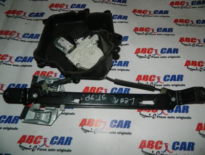 Macara cu motoras electrica usa stanga spate Seat Leon 1P1 2006-2012