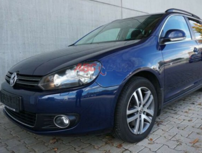 Luneta VW Golf VI variant 2009-2013
