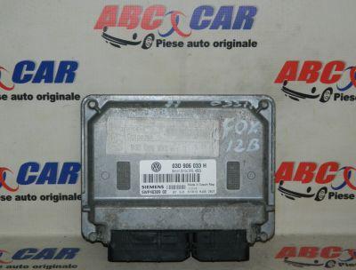 Calculator motor VW Fox (5Z) 2005-In prezent 1.2 B BMD 03D906033H