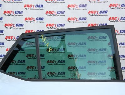 Geam mobil usa dreapta spate Skoda Fabia 3 (NJ) hatchback 2014-prezent
