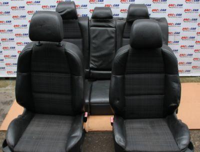 Interior textil cu piele Peugeot 307 2001-2008 2 usi