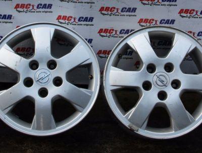 Set jante aliaj 5X110 R15 Opel Astra G 1999-2005 INTRA 62505