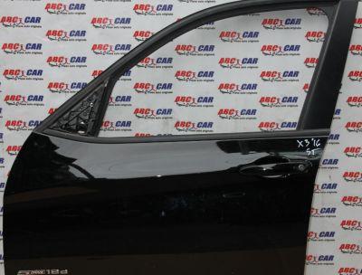 Usa stanga fata BMW X3 F25 LCI 2014-2017