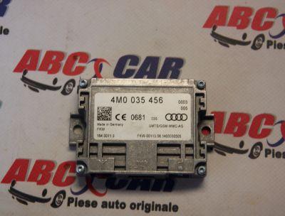 Amplificator antena Audi A4 B9 8W 2015-In prezent 4M0035456