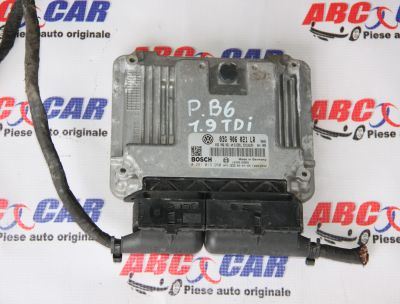 Calculator motor VW Passat B6 2005-2010 1.9 TDI 03G906021LR