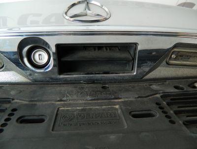 Maner deschidere capota spate Mercedes CLS W219