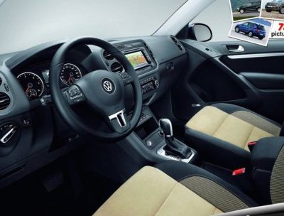 Plansa bord VW Tiguan (5N) 2007-2016